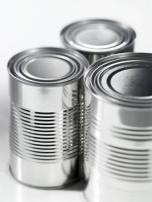 Gilmore Tin cans